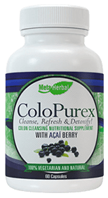 MetaHerbal ColoPurex Colon Cleanse Supplement Review