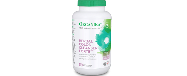 Organika Herbal Colon Cleanser Forte Product