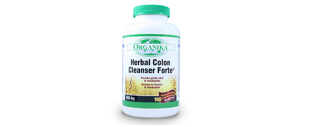 Organika Herbal Colon Cleanser Forte Review 615